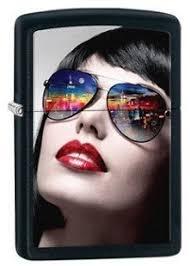 <b>Зажигалка Zippo</b> 29090 Reflective <b>Sunglasses</b>