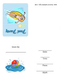pool party invitations templates net pool party printable invitations design party invitations