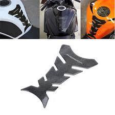 <b>3D</b> Carbon Fiber <b>Motorcycle</b> Gel Oil <b>Gas Fuel</b> Tank Pad Protector ...