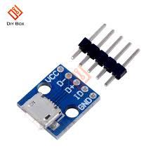 <b>5PCS</b> CJMCU Micro USB Board <b>Power Adapter 5V Power Supply</b> ...