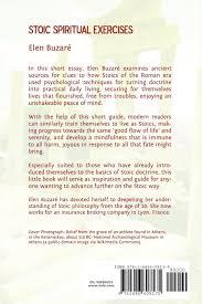 stoic spiritual exercises elen buzar atilde copy com stoic spiritual exercises elen buzaratildecopy 9781446608135 com books