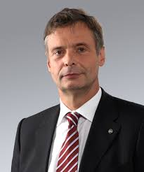 Norbert Schneider, CEO and General Manager of NSK Europe Ltd. Photo: NSK Europe - Norbert_Schneider