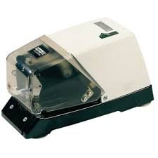 <b>Rapid 100E</b> electric stapler 50 sheets