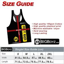 <b>BIGBoyz</b> Get BIG Or Get Out The Way Singlet - Black – <b>BIGBoyz</b>.club