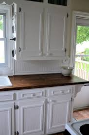 kitchen cabinet door trim: details to remake old cabinets add bead board and trim to existing doors