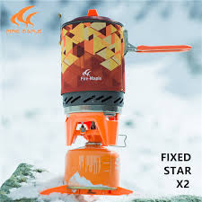 Fire Maple <b>Fixed</b> Star 2 Camping <b>Outdoor portable</b> stove Hiking ...