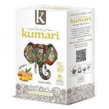 Чай чёрный Kumari Nepal Platinum Collection Ginger Имбирь (100 ...