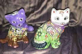 Керамические статуэтки- котята | Festima.Ru - Мониторинг ...