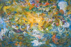 mahmoud farshchian selected works from the world renowned artist mahmoud farshchian