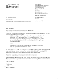 acknowledgement letter of complaint cover letter examples  ufwiki