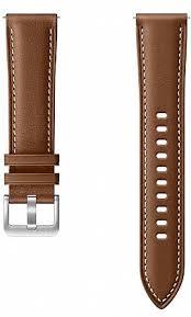 <b>Ремешок Samsung Stitch</b> Leather Band для <b>Galaxy</b> Watch 3 41мм ...