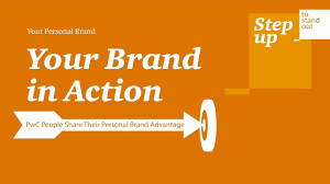 your personal brand pwc s career site for students