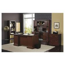 next bush desk hutch office