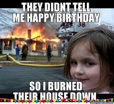 Funny Birthday Memes - Happy Birthday Meme Pictures via Relatably.com