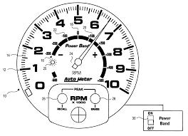 rpm meter diagram car wiring schematic diagram on digital tach wiring