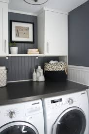 Small Laundry Ideas Home Design Furniture Interior Open Shelves Small Laundry Room