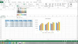 excel for noobs part how to apply excel themes excel  excel for noobs part 51 how to apply excel themes excel 2016 tutorial excel 2013 tutorial