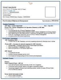 latest fresher mba finance resume sample in word doc free freshers resume samples