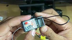 <b>Flysky FS</b> T6 Transmitter and <b>FS</b> R6B Receiver Binding Procedure ...