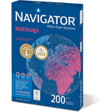"""<b>Бумага</b> """"<b>Navigator Bold</b> Design"""", A4, 150 листов, 200 г/м2 купить в ..."""