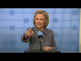 Image result for hillary clinton press conference
