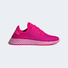 adidas Кроссовки Deerupt Runner - розовый | adidas Россия