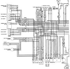 honda nx 650 wiring diagram honda wiring diagrams