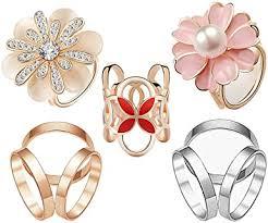 Amazon.com: XIYUAN 5 Pack Ladies Girls Simple Fashion Three ...