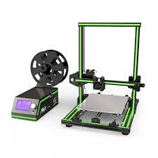 Anet E10 Aluminum Frame Multi-language <b>3D Printer</b> DIY Kit Sale ...