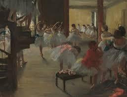 The <b>Dance</b> Class