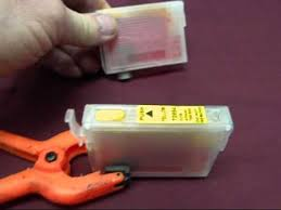 New Clear Epson Easy <b>Refillable Cartridges</b> From http://www ...