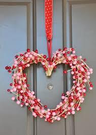 Résultats de recherche d'images pour «déco maison saint valentin porte»