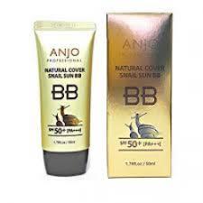 Отзывы о Солнцезащитный <b>BB крем</b> Anjo Professional с муцином ...