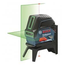 Лазерный <b>нивелир Bosch GCL</b> 2-15G + RM1 + кейс (0.601.066.J00)