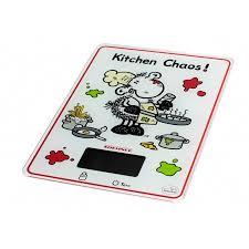 <b>Весы кухонные Sheepworld</b> Kitchen Chaos (<b>Soehnle</b> 66194 ...