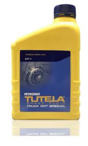 <b>Тормозная жидкость Petronas Tutela</b> BF Truck DOT Special 1 л ...
