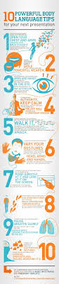 ideas about interesting topics for presentation 10 body language tips every speaker must know infographic