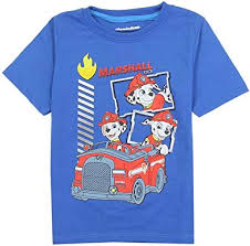 <b>nickelodeon Paw</b> Patrol <b>Spin Master Paw</b> Patrol Boys 2-4 Toddler T ...