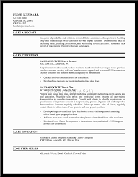 professional retail s associate resume aaaaeroincus remarkable classic resume templates resume templates s associate resume sample