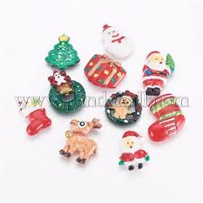 10pcs mixed colors resin flower round charm click snap press buttons 18x10mm fastener 5 5mm