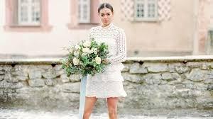31 Chic <b>Short Wedding Dresses</b> You Can Buy Now
