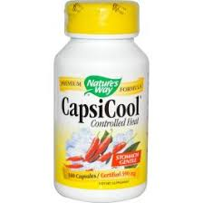 Nature's Way <b>Capsicool Controlled Heat</b> - A1supplements