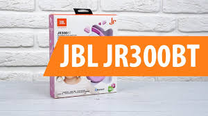 Распаковка <b>JBL JR300BT</b> / Unboxing <b>JBL JR300BT</b> - YouTube