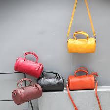 2019 <b>New Style</b>, <b>New Style</b>, <b>Genuine</b> Leather <b>Cowhide</b> Small Barrel ...