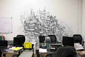 thrillist graffiti art new york downtown artist office