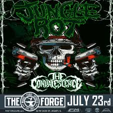 Tickets for <b>Jungle Rot</b>, The Convalescence, Armored Assault ...