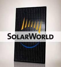 SolarWorld SW250P 250 Watt 24V Polycrystalline <b>Solar Panel</b>