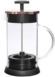 Moka Stove Top Coffee Maker French Press Lockable ... - Amazon.com