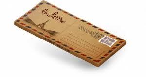 <b>La lettre</b> 90г <b>горький</b> 72% 3*20 <b>шоколад</b> (крафт)