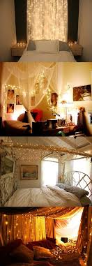 i am obessed with lights i would die if these were in my bed lighting ideas